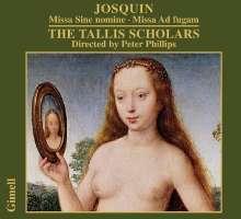 Josquin Desprez (1440-1521): Missa Sine Nomine, CD