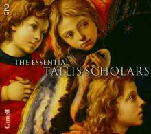 The Tallis Scholars - The Essential, 2 CDs