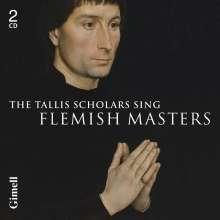 The Tallis Scholars sing Flemish Masters, 2 CDs