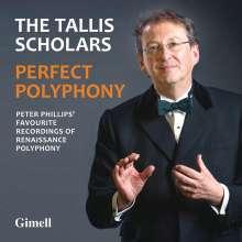 The Tallis Scholars - Perfect Polyphony, 2 CDs