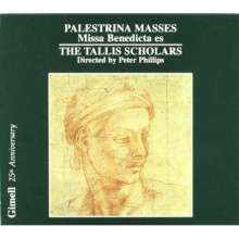 Giovanni Pierluigi da Palestrina (1525-1594): Missa Benedicta Es, CD