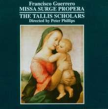 """Francisco Guerrero (1951-1997): Missa """"Surge,propera amica mea"""", Super Audio CD"""