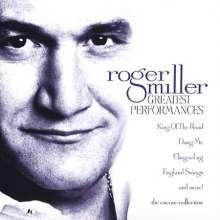 Roger Miller: Great Performances: Encore Col, CD