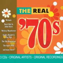 Real 70s, 3 CDs