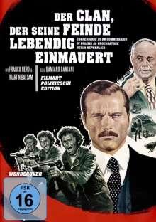 Der Clan, der seine Feinde lebendig einmauert (Blu-ray & DVD), Blu-ray Disc