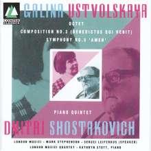 Galina Ustvolskaya (1919-2007): Symphonie Nr.5, CD