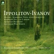 Michail Ippolitow-Iwanow (1859-1935): Symphonie Nr.1, CD
