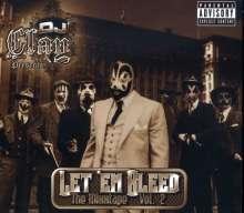 Let 'Em Bleed: Vol. 2-Psychopathic Records, CD