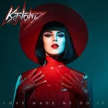 Kat Von D: Love Made Me Do It, CD