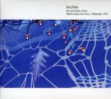 Terry Riley (geb. 1935): The Last Camel In Paris, CD