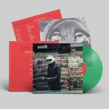 Drab Majesty: Modern Mirror (Limited Edition) (Clear Green Vinyl), LP