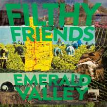 Filthy Friends: Emerald Valley, CD