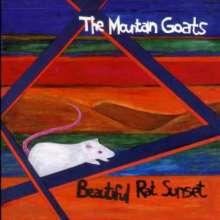 The Mountain Goats: Beautiful Rat Sunset (Ep), CD