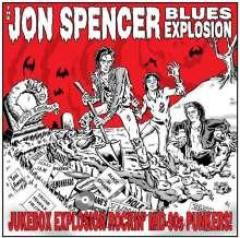 Jon Spencer: Jukebox Explosion, CD