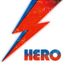 Filmmusik: Hero: Main Man Records - A Tribute To David Bowie, LP