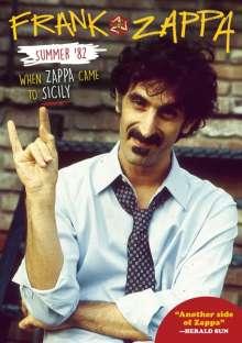 Frank Zappa (1940-1993): Summer '82: When Zappa Came To Sicily, Blu-ray Disc