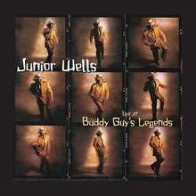 Junior Wells: Live At Buddy Guy's Legends, CD