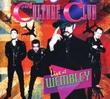 Culture Club: Live At Wembley: World Tour 2016, 1 CD, 1 DVD und 1 Blu-ray Disc