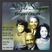 The Staple Singers: Gospel Greats, CD