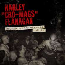 Harley Flanagan: The Original Cro-Mags Demos, CD