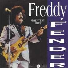 Freddy Fender: Greatest Hits, CD