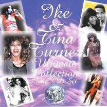 Ike & Tina Turner: Ultimate Collection Set, 4 CDs