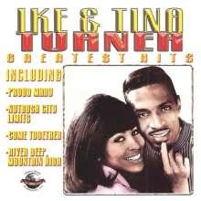 Ike & Tina Turner: Greatest Hits, CD