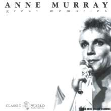 Anne Murray: Great Memories, CD