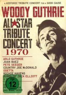 Woody Guthrie: All-Star Tribute Concert 1970, DVD