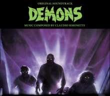 Claudio Simonetti: Filmmusik: Demons (The Soundtrack Remixed), 2 CDs