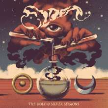 Elder: The Gold & Silver Sessions, CD