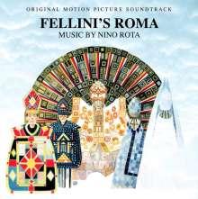 Nino Rota (1911-1979): Filmmusik: Fellini's Roma (Limited Edition) (Colored Vinyl), LP