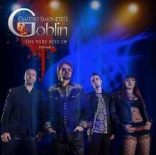 Claudio Simonetti's Goblin: Filmmusik: The Very Best Of: Vol.1 (Blue Vinyl), LP