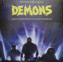 Claudio Simonetti: Filmmusik: Demons (O.S.T.) (Limited Edition) (Colored Vinyl), LP
