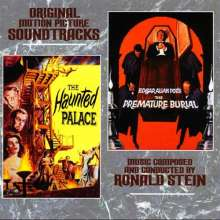 Filmmusik: The Haunted Palace / The Premature Burial, CD