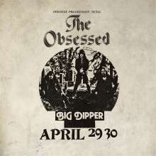 The Obsessed: Live At Big Dipper (Authorized Bootleg) (Limited Edition) (Silver Vinyl), 2 LPs