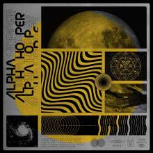 Alpha Hopper: Alpha Hex Index (Clear Yellow Vinyl), LP