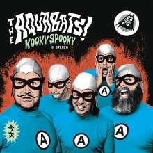The Aquabats: Kooky Spooky...In Stereo! (Ghostly Aquabats Blue Vinyl), LP