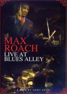 Max Roach (1924-2007): Live At Blues Alley, DVD