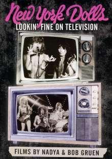 New York Dolls: Lookin' Fine On Television, DVD