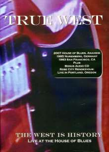 True West: West Is History (Live)(DVD+CD), DVD