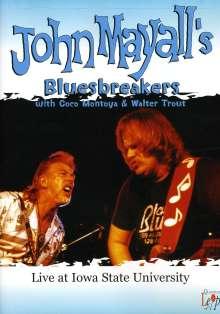 John Mayall: Live At Iowa State University, DVD