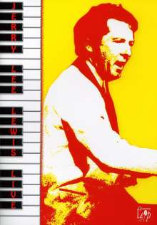 Jerry Lee Lewis: Live, DVD