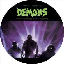 Claudio Simonetti: Filmmusik: Demons (Original Soundtrack) (Limited-Edition) (Picture Disc), LP