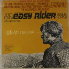 Original Soundtracks (OST): Filmmusik: Easy Rider (Clear Vinyl), LP