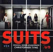 Original Soundtracks (OST): Filmmusik: Suits, CD