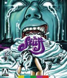 Stuff (Amerika): Stuff, Blu-ray Disc