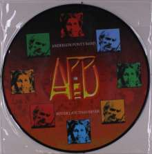 Anderson Ponty Band (Jon Anderson & Jean-Luc Ponty): Better Late Than Never (Picture Disc), LP