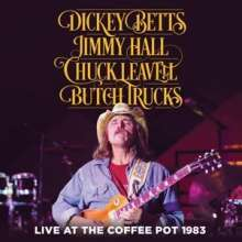 Dickey Betts, Jimmy Hall, Chuck Leavell & Butch Trucks: Live At The Coffee Pot 1983, CD