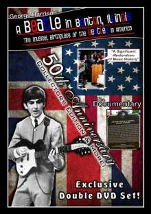George Harrison (1943-2001): A Beatle In Benton, Illinois: 2 Disc Special Edition (50th Anniversary Collectors Edition), 2 DVDs